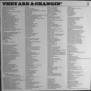 Bob Dylan - The Times They Are A-Changin' [LP] - loja online