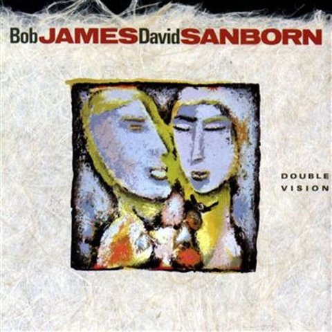 Bob James & David Sanborn - Double Vision [LP]