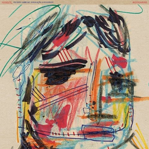 Boogarins - Manual [CD]