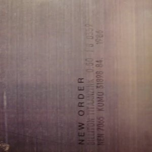 New Order - Brotherhood [LP]
