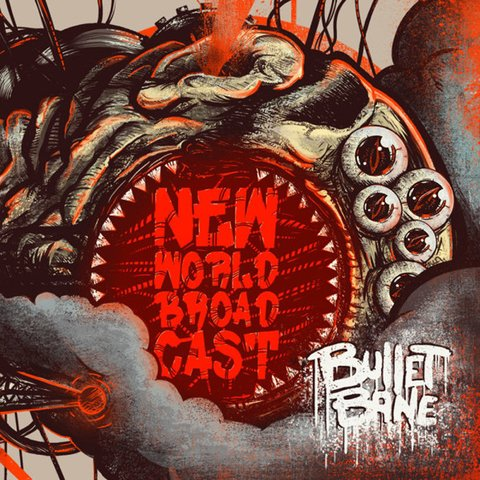 Bullet Bane - New World Broadcast [CD] - comprar online