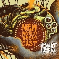 Bullet Bane - New World Broadcast (Deluxe Edition) [CD] - comprar online