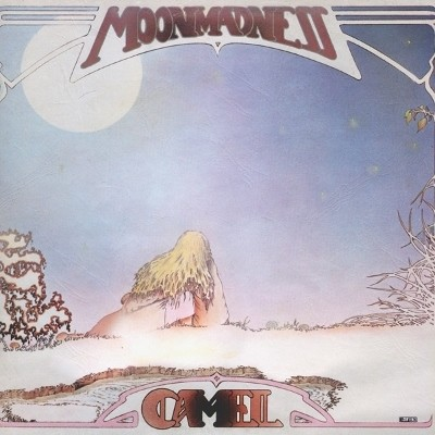 Camel - Moonmadness [LP]