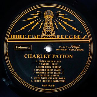Charley Patton - Complete Recorded Works In Chronological Order Vol. 2 [LP] - 180 Selo Fonográfico