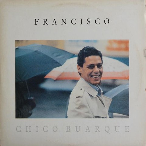 Chico Buarque - Francisco [LP]