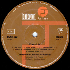 Creedence Clearwater Revival - Chronicle [LP Duplo]