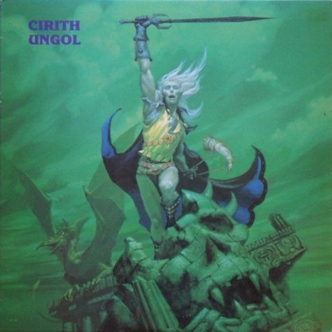 Cirith Ungol - King Of The Dead [LP] - comprar online