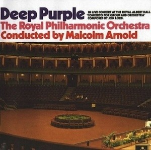 Deep Purple - Concerto for Group and Orchestra [LP] - comprar online