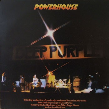 Deep Purple - Powerhouse [LP]