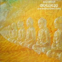 "Carlos ""Devadip"" Santana - Oneness: Silver Dreams - Golden Reality [LP]"