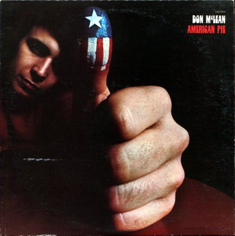 Don McLean - American Pie [LP]