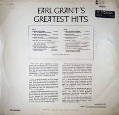 Earl Grant's - Greatest Hits [LP]
