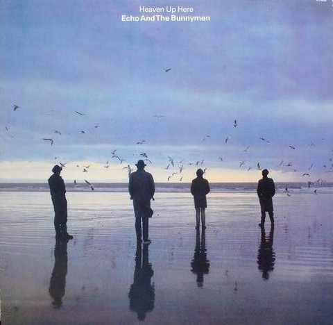 Echo & The Bunnymen - Heaven Up Here [LP]