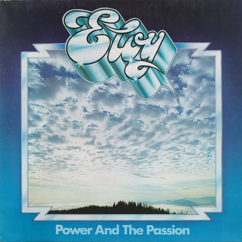 Eloy - Power And The Passion [LP]