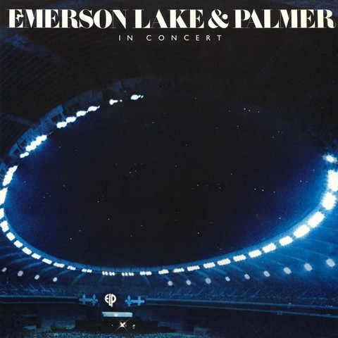 Emerson Lake & Palmer - In Concert [LP]