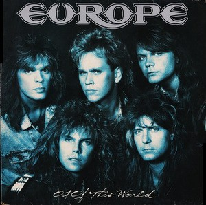 Europe - Out Of This World [LP]
