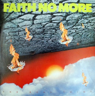 Faith No More - The Real Thing [LP] - comprar online