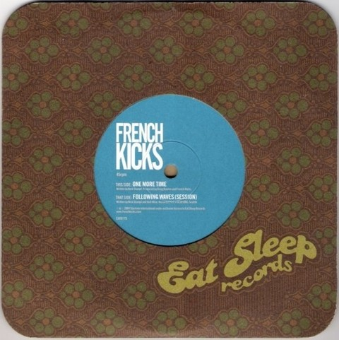 French Kicks - One More Time [Compacto]