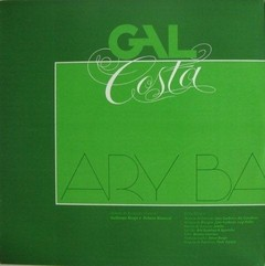 Gal Costa - Aquarela do Brasil [LP]