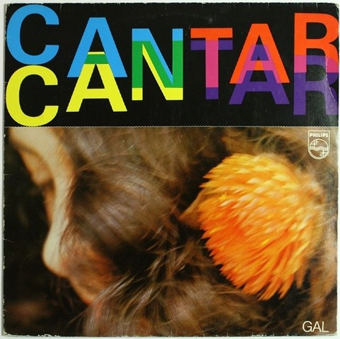 Gal Costa - Cantar [LP]