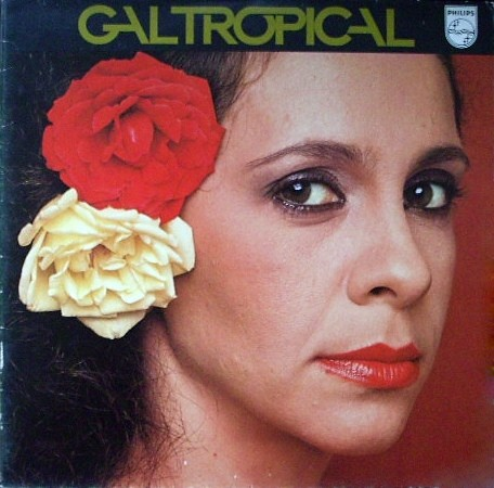 Gal Costa - Gal Tropical [LP]