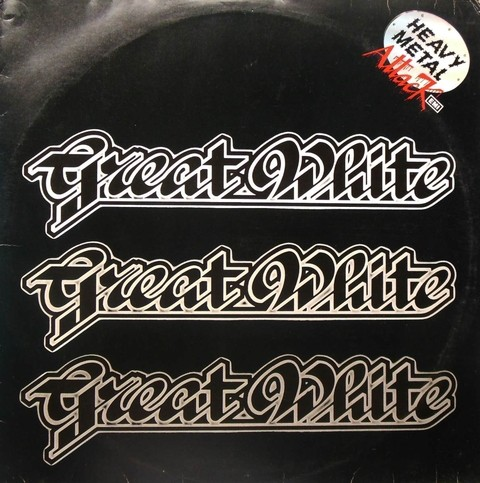 Great White - Great White [LP]
