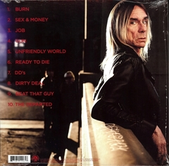Iggy and The Stooges - Ready to Die [LP + MP3]