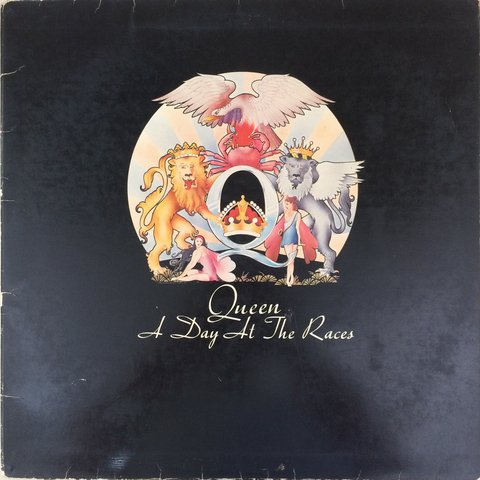 Queen ‎– A Day At The Races [LP]