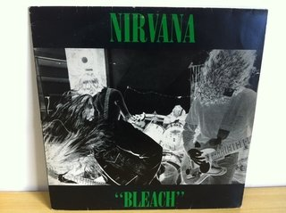 Nirvana - Bleach [LP] - comprar online