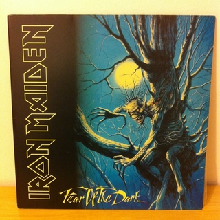 Iron Maiden - Fear Of The Dark [LP Duplo] na internet