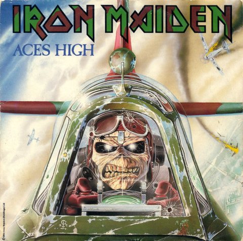 Iron Maiden - Aces High [EP]