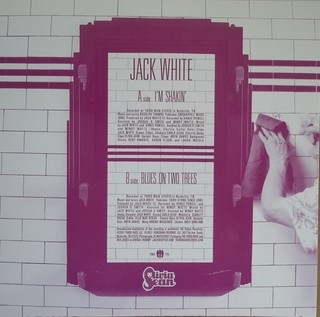 Jack White - I'm Shakin' (Plum Series Limited Edition) [Compacto] na internet