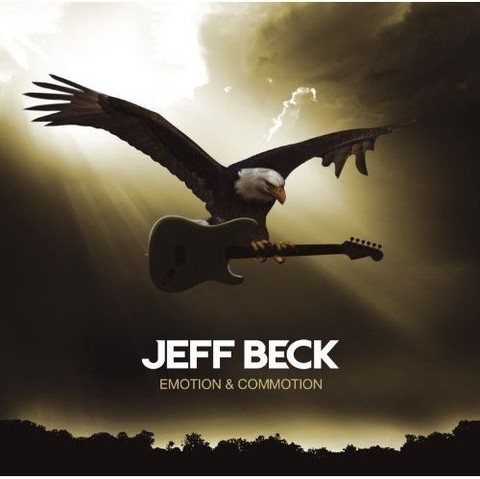 Jeff Beck - Emotion & Commotion [LP]