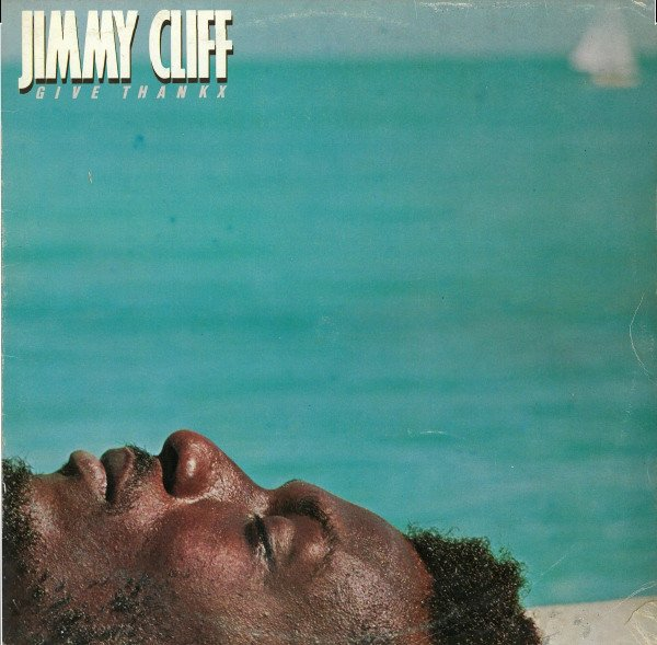 Jimmy Cliff - Give Thankx [LP] - comprar online