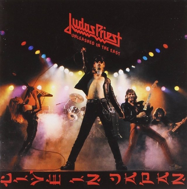 Judas Priest - Unleashed In The East (Live In Japan) [LP] - comprar online
