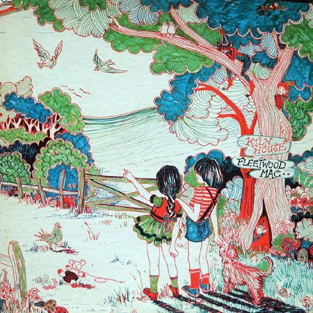 Fleetwood Mac - Kiln House [LP]