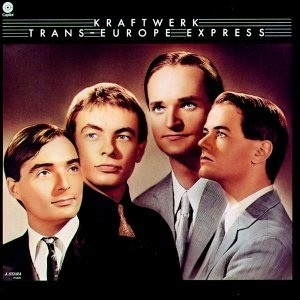Kraftwerk ‎- Trans-Europe Express [LP]