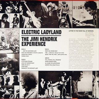 Jimi Hendrix Experienced - Electric Ladyland [LP Duplo] - loja online