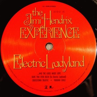 Imagem do Jimi Hendrix Experienced - Electric Ladyland [LP Duplo]