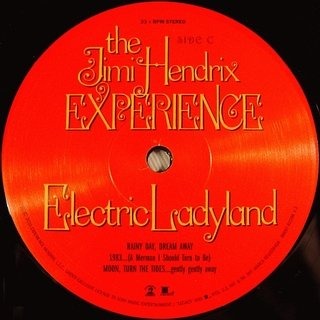 Jimi Hendrix Experienced - Electric Ladyland [LP Duplo] - comprar online