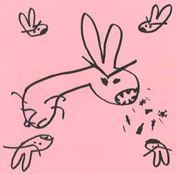 Lil Bunnies - Bunnie Hole / Be Kind To The Animals [Compacto] - comprar online