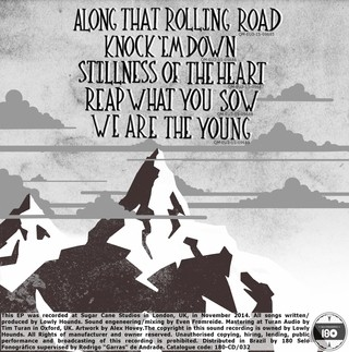 Lowly Hounds - Rolling Road EP [CD] na internet