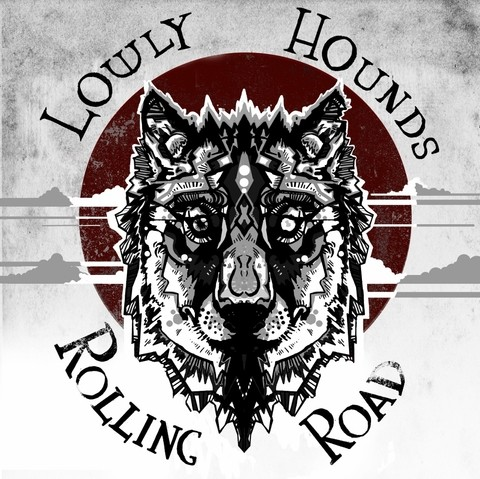 Lowly Hounds - Rolling Road EP [CD]