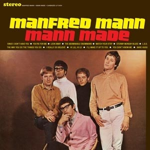 Manfred Mann - Mann Made [LP]