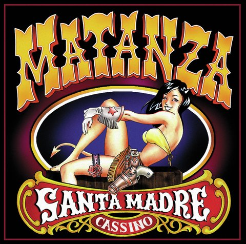 Matanza - Santa Madre Cassino [LP]