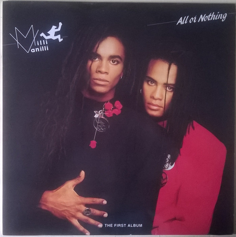 Milli Vanilli - All or Nothing [LP]