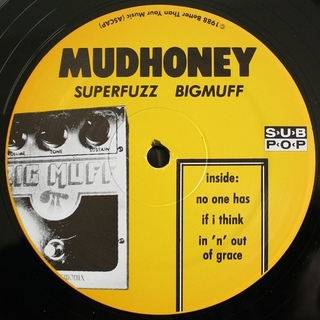 Imagem do Mudhoney ‎- Superfuzz Bigmuff [LP]