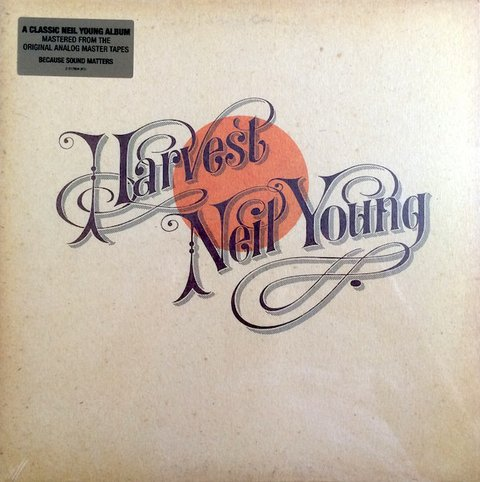 Neil Young - Harvest [LP]