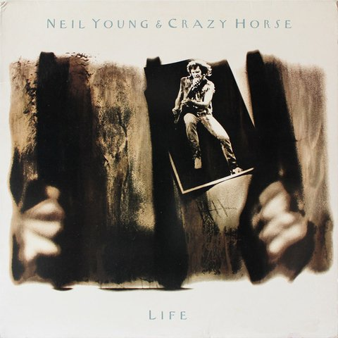 Neil Young & Crazy Horse ‎– Life [LP]