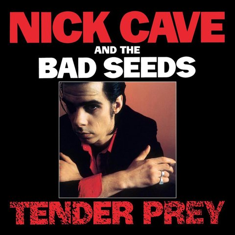 Nick Cave & The Bad Seeds ‎– Tender Prey [LP]